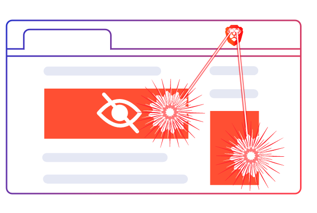 Brave navegador bloqueador anuncios