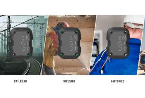 Engidi - Foto de los dispositivos de monitorización de riesgos laborales