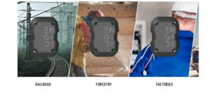 Engidi - foto del dispositivo en diferentes entornos laborales