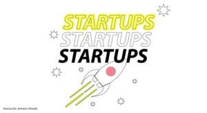 Ilustración startups - Antonio Olmedo